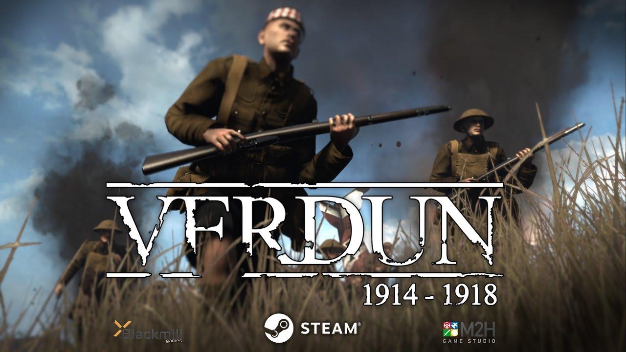 Verdun - WW1 Game Series